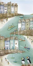 High And Dry II by Rebecca Lardner - Limited Edition Box Canvas sized 10x20 inches. Available from Whitewall Galleries